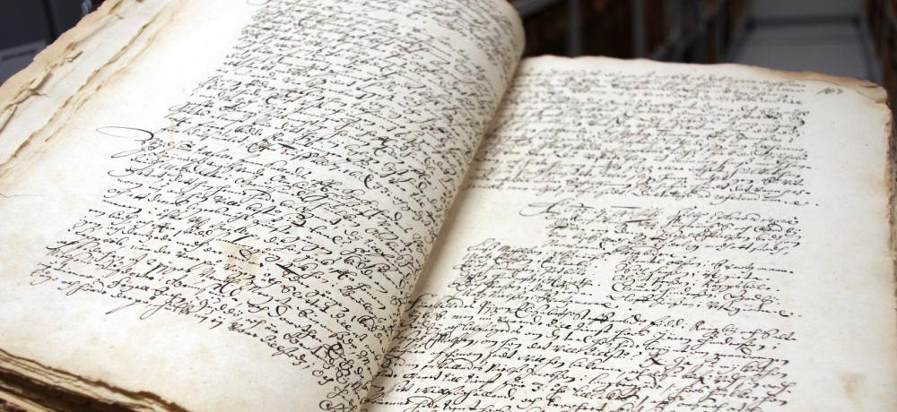 Book of court records